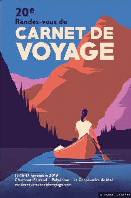 Un prix du Club de la presse au Rendez-vous du Carnet de Voyage