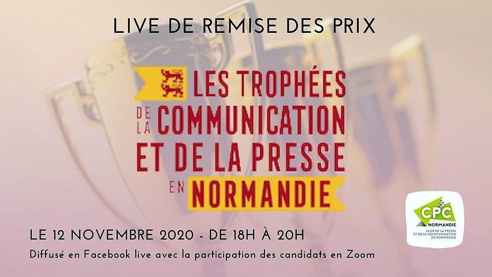 Club de la presse en Normandie, 5e Trophées