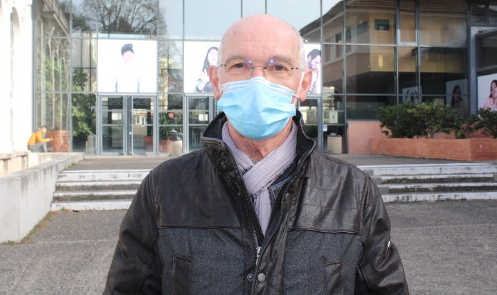 Mars Bleu : Marc Voitellier sensibilise contre le cancer colorectal